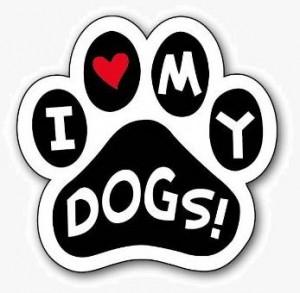 LOGO2 I love my dog4